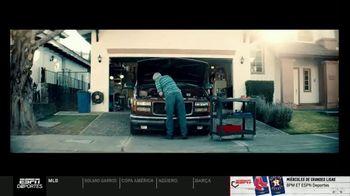 NAPA Auto Parts TV Spot, 'Abuelo y nieta: Evercraft' [Spanish]