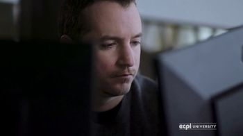 East Coast Polytechnic Institute TV Spot, 'Aaron: Hit the Ground Running With Cyber Security' - Thumbnail 7