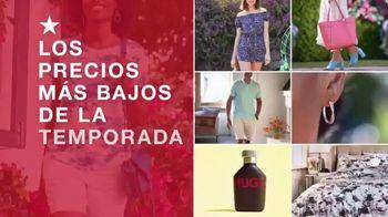 Macy's TV Spot, 'Los precios más bajos de la temporada: entrega el mismo día' [Spanish] - Thumbnail 2