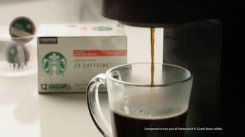 Starbucks 2X Caffeine K-Cup Pods TV Spot, 'Rise Then Shine' - Thumbnail 4