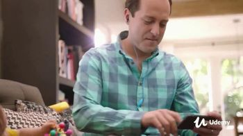 Udemy TV Spot, 'Binge on Learning' - Thumbnail 4