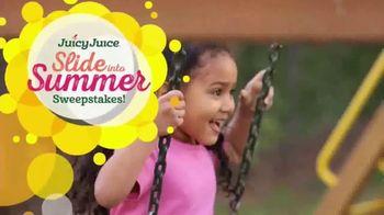 Juicy Juice TV Spot, 'Slide Into Summer Sweepstakes' - Thumbnail 7