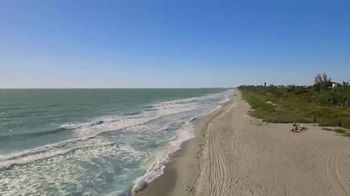 The Beaches of Fort Myers and Sanibel TV Spot, 'Wide Open Beaches & Hundreds of Islands' - Thumbnail 2