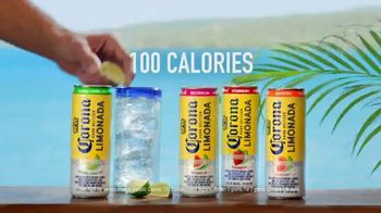 Corona Hard Seltzer Limonada TV Spot, 'Citrus Splash' Song by Pete Rodriguez - Thumbnail 8