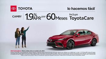 2021 Toyota Camry TV Spot, '¿Qué es eso?: Camry' [Spanish] [T2] - Thumbnail 3
