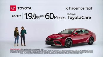 2021 Toyota Camry TV Spot, '¿Qué es eso?: Camry' [Spanish] [T2] - Thumbnail 5