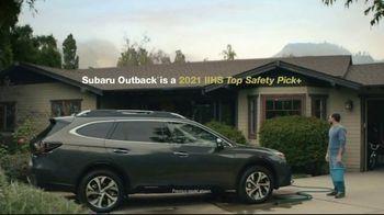 2020 Subaru Outback TV Spot, 'Moment of Silence' [T1]
