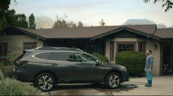2020 Subaru Outback TV Spot, 'Moment of Silence' [T1] - Thumbnail 8
