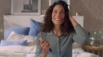 Clearblue Digital Pregnancy Test TV Spot, 'El momento' [Spanish]