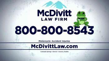 McDivitt Law Firm, P.C. TV Spot, 'Motorcycle Crash' Featuring Paul Teutul Sr. - Thumbnail 6