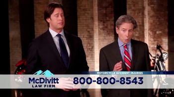 McDivitt Law Firm, P.C. TV Spot, 'Motorcycle Crash' Featuring Paul Teutul Sr. - Thumbnail 3