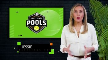 DraftKings TV Spot, 'Free to Play Tennis Pools'