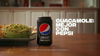 Pepsi Zero Sugar TV Spot, 'Mejor con pepsi: guacamole' [Spanish] - Thumbnail 10