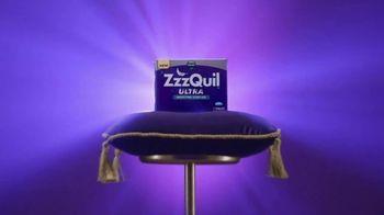 Vicks ZzzQuil Ultra TV Spot, 'Really Need to Sleep'