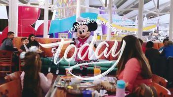 Disney World TV Spot, 'Tomorrow Begins Today' Song by Rex Allen - Thumbnail 10