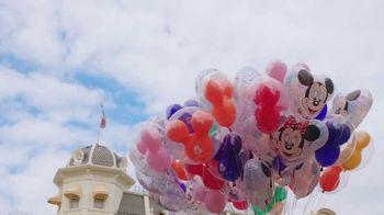 Disney World TV Spot, 'Tomorrow Begins Today' Song by Rex Allen - Thumbnail 6