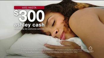 Ashley HomeStore Venta de Memorial Day TV Spot, 'Base ajustable gratis y Ashley Cash' [Spanish] - Thumbnail 6