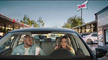 Sonic Drive-In Cheesecake Blasts TV Spot, 'Lo máximo' [Spanish] - Thumbnail 1