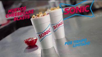 Sonic Drive-In Cheesecake Blasts TV Spot, 'Lo máximo' [Spanish] - Thumbnail 7