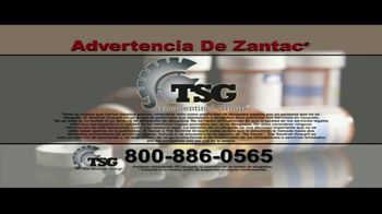 The Sentinel Group TV Spot, 'Advertencia sobre Zantac' [Spanish] - Thumbnail 5
