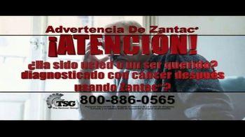 The Sentinel Group TV Spot, 'Advertencia sobre Zantac' [Spanish] - Thumbnail 3