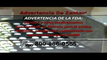 The Sentinel Group TV Spot, 'Advertencia sobre Zantac' [Spanish] - Thumbnail 4