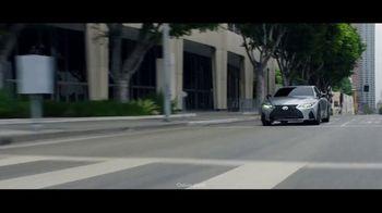 Lexus IS TV Spot, 'Vanity Plates' Song by Ebo Taylor, Jr. [T2] - Thumbnail 1