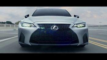 Lexus IS TV Spot, 'Vanity Plates' Song by Ebo Taylor, Jr. [T2] - Thumbnail 5