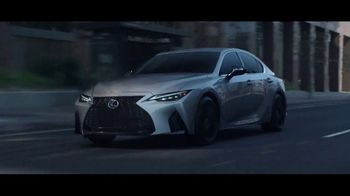 Lexus IS TV Spot, 'Vanity Plates' Song by Ebo Taylor, Jr. [T2] - Thumbnail 6