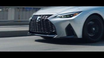 Lexus IS TV Spot, 'Vanity Plates' Song by Ebo Taylor, Jr. [T2] - Thumbnail 8