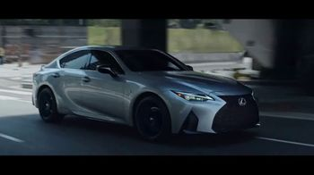 Lexus IS TV Spot, 'Vanity Plates' Song by Ebo Taylor, Jr. [T2] - Thumbnail 9