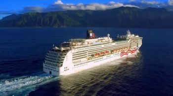 Norwegian Cruise Line TV Spot, 'Giving Joy: Re-Launch'