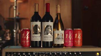 14 Hands Winery TV Spot, 'Drummer' - Thumbnail 10