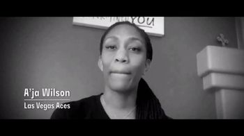 WNBA TV Spot, 'Our Health Is Worth a Shot' Ft. Layshia Clarendon, Elizabeth Williams - 13 commercial airings