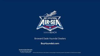 Hyundai Air & Sea Show Sales Event TV Spot, 'Memorial Day Weekend: Celebrating Now' [T2] - Thumbnail 9