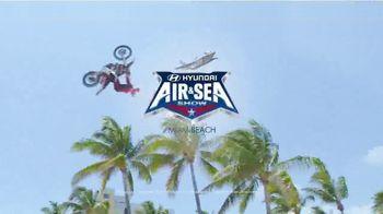 Hyundai Air & Sea Show Sales Event TV Spot, 'Memorial Day Weekend: Celebrating Now' [T2] - Thumbnail 7