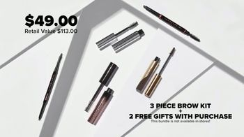 Anastasia Beverly Hills TV Spot, 'First Name in Brows: Three Piece Kit and Two Free Gifts'