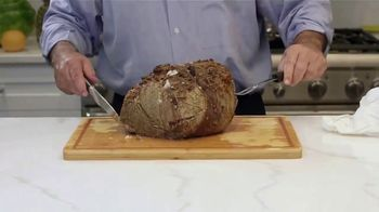 Karving King Dripless Cutting Board 2 in 1 System TV Spot, 'The Perfect Meat' - Thumbnail 2