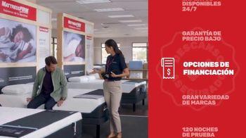 Mattress Firm TV Spot, 'Encuentra el descanso que necesitas' [Spanish] - Thumbnail 8