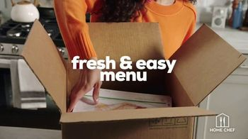 Home Chef TV Spot, 'Think of Fresh & Easy: $80 Off' - Thumbnail 2