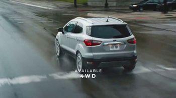 2021 Ford EcoSport TV Spot, 'SUV of the Future: EcoSport' [T2] - Thumbnail 4