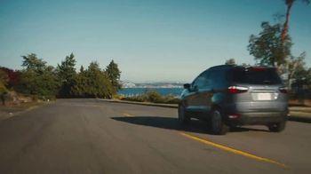 2021 Ford EcoSport TV Spot, 'SUV of the Future: EcoSport' [T2] - Thumbnail 5