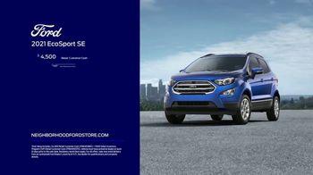 2021 Ford EcoSport TV Spot, 'SUV of the Future: EcoSport' [T2] - Thumbnail 6