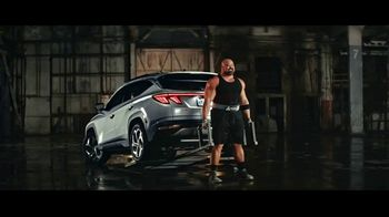 Hyundai Tucson TV Spot, '30 for 30: True Measure of Strength' Featuring Brian Shaw [T1] - 3 commercial airings