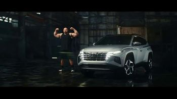 Hyundai Tucson TV Spot, '30 for 30: True Measure of Strength' Featuring Brian Shaw [T1] - Thumbnail 9
