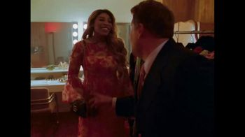 Gucci TV Spot, 'The Beloved Show' Featuring Serena Williams, James Corden