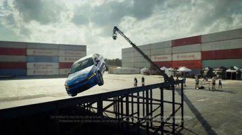 2021 Kia K5 TV Spot, 'Flat Spin Stunt' [T2]