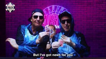 World Series Poker Academy TV Spot, 'Got News for You'