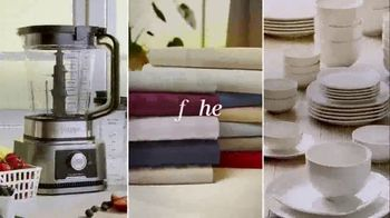 Macy's One Day Sale TV Spot, 'Deals of the Day: Ninja Foodi, Dinnerware and Bedding' - Thumbnail 3