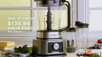 Macy's One Day Sale TV Spot, 'Deals of the Day: Ninja Foodi, Dinnerware and Bedding' - Thumbnail 4